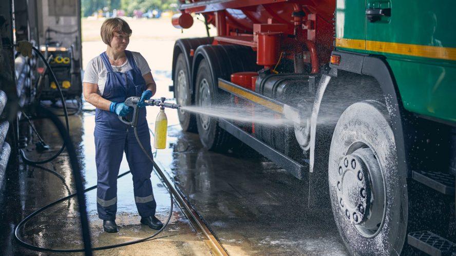 Lavaggio: scopri la pompa altissima pressione
