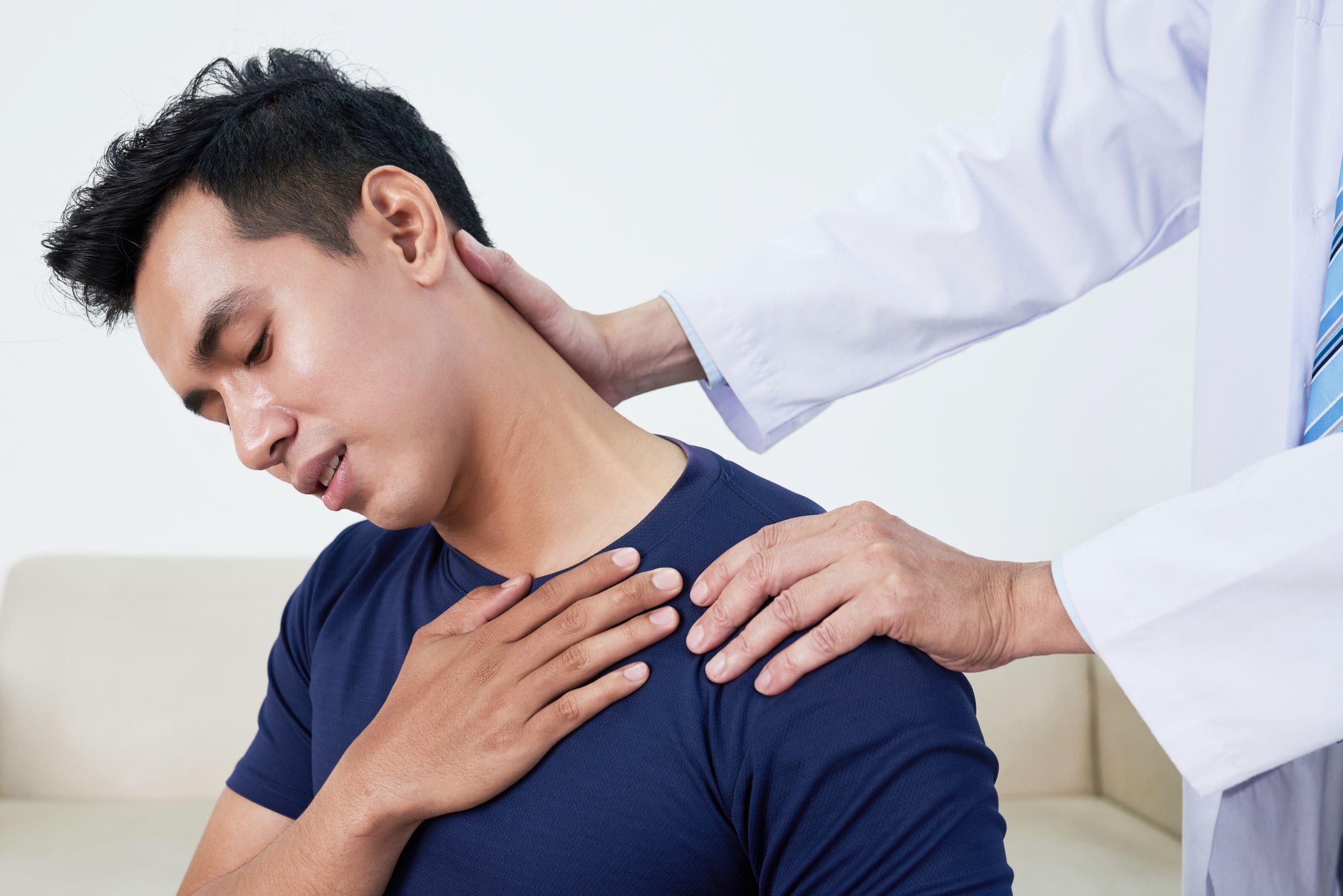 Guarire con l'aiuto di un osteopata a rieti